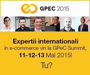 Castiga 2 invitatii la GPeC Summit 2015, cel mai important eveniment de e-commerce din Romania!