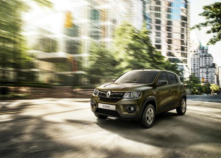 Renault a prezentat KWID, care va fi comercializat in Romania sub numele de Dacia Mini