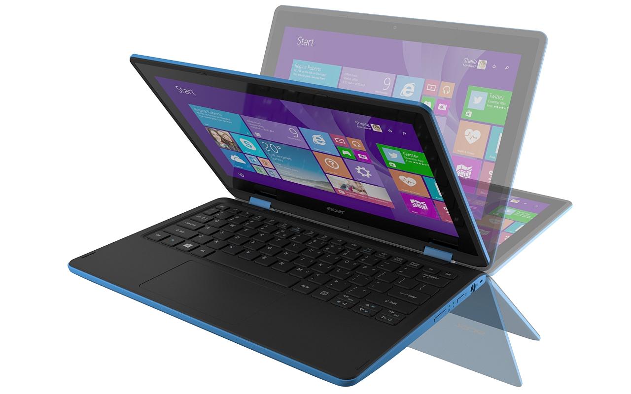 Acer extinde gama de notebook-uri ultraportabile şi lansează cel mai subțire laptop cu ecran detașabil de pe piață