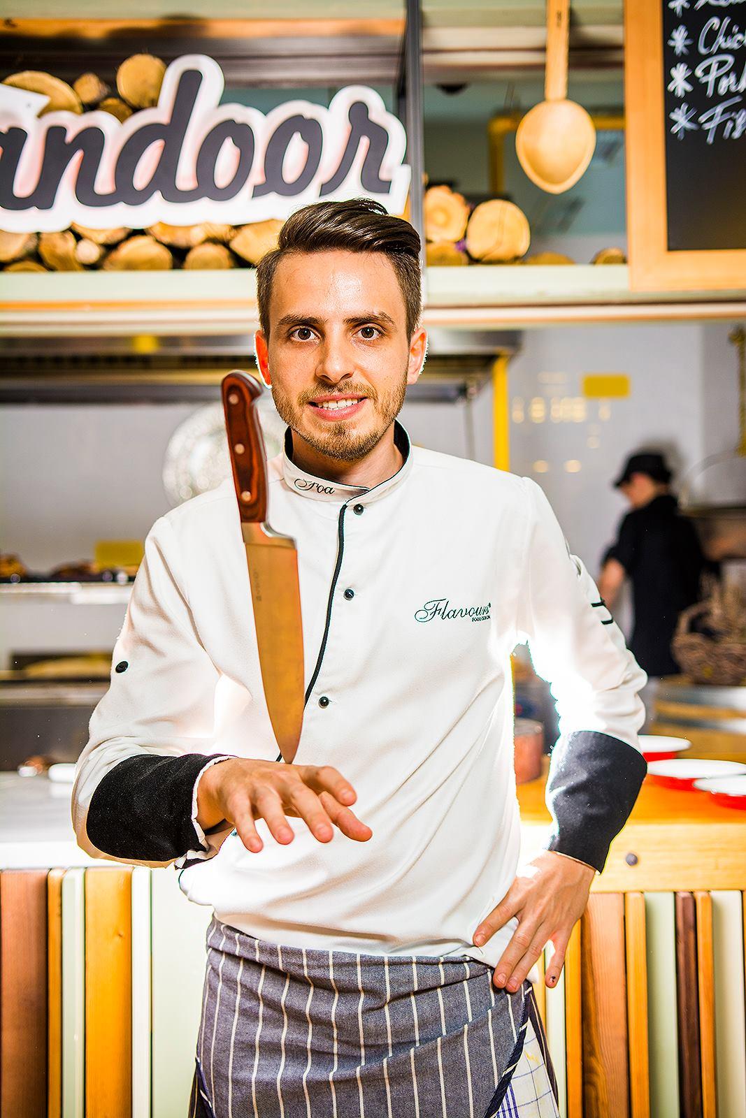 Stradale, restaurantul condus de Chef Foa, a atras peste 10.000 de clienți în prima lună și pregătește încă o premieră