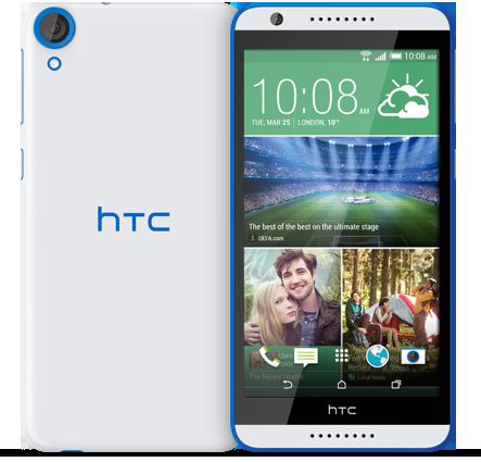 HTC Desire 820 – unboxing
