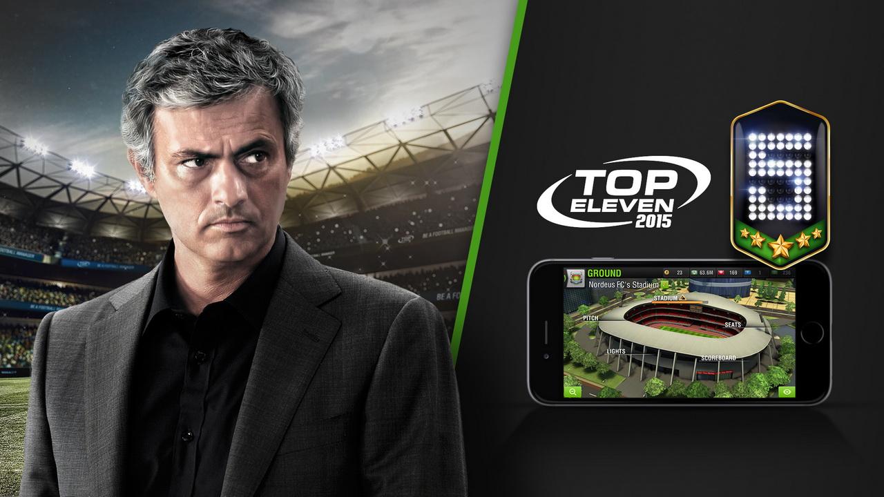Top Eleven devine cel mai popular joc mobil de sport din lume cu peste 100 de milioane de utilizatori înregistrați