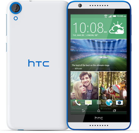 HTC Desire 820: video-review
