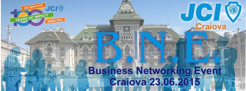 Business Networking Event – Craiova 23.06.2015