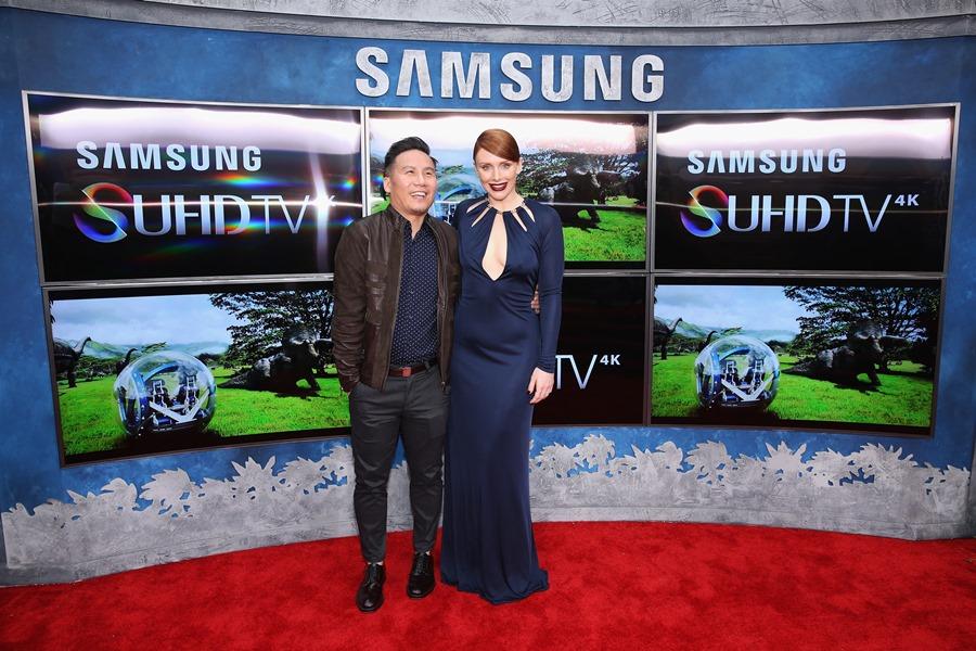 Samsung și Universal Pictures, parteneriat global cu Amblin Entertainment pentru filmul Jurassic World
