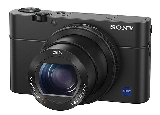 Prezentare camera foto Sony RX100 IV