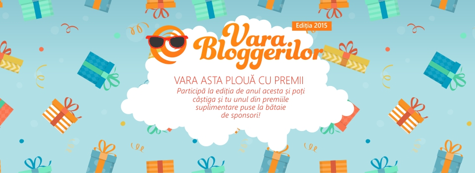 Ai blog? BlogAwards si Blogatu.ro te invita sa participi pana pe 15 August la campania Vara Bloggerilor 2015!
