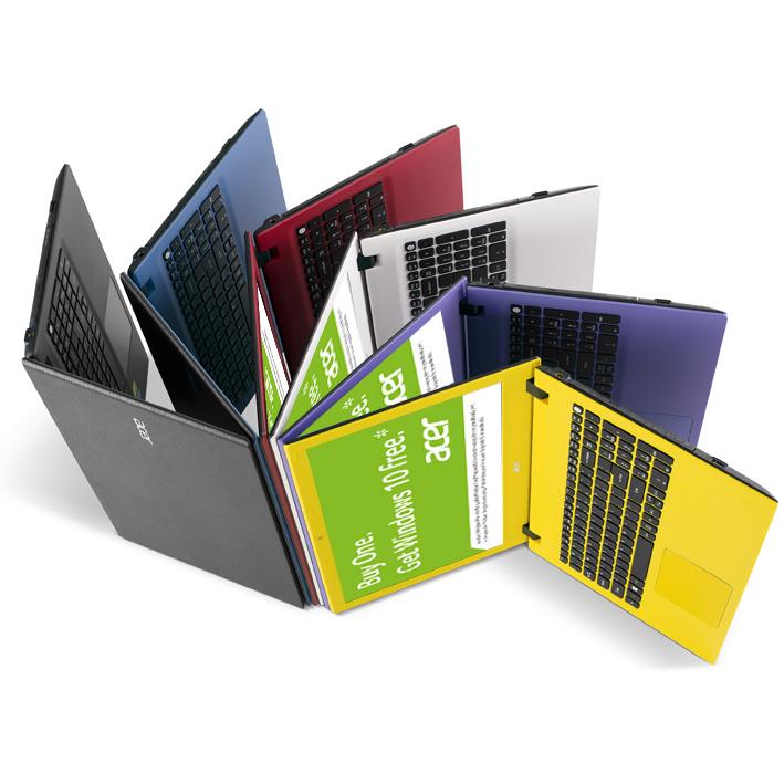 Sistemele Acer sunt pregătite pentru Windows 10