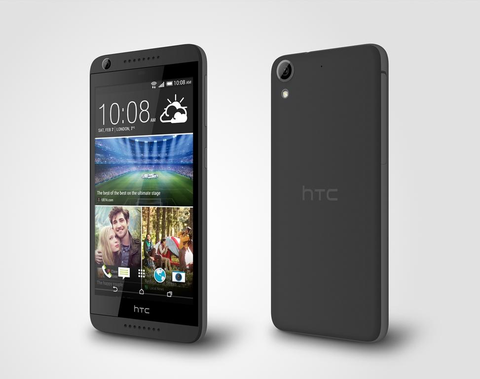 DESIGN EXPRESIV ȘI FUNCȚII AVANSATE CU NOUL HTC DESIRE 626