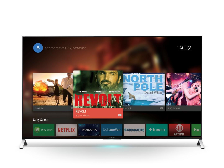 Sony aduce în România noua gamă de televizoare  BRAVIA cu Sony Android TV™