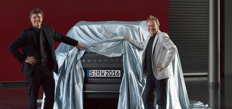 Borgward, o marca auto din Germania va lansa un SUV la salonul auto de la Frankfurt