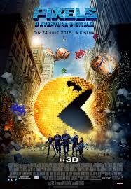 Adam Sandler salvează lumea de PAC-MAN și Space Invader în Pixels, o aventură digitală – din 24 iulie în Cinematografe
