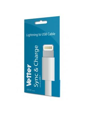Cablurile de incarcare Vetter pentru iPhone si Samsung va ajuta sa economisiti timp