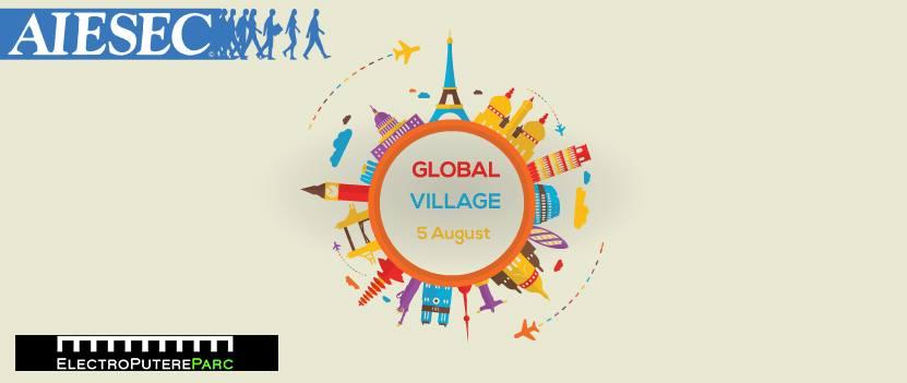 AIESEC Craiova organizează Global Village
