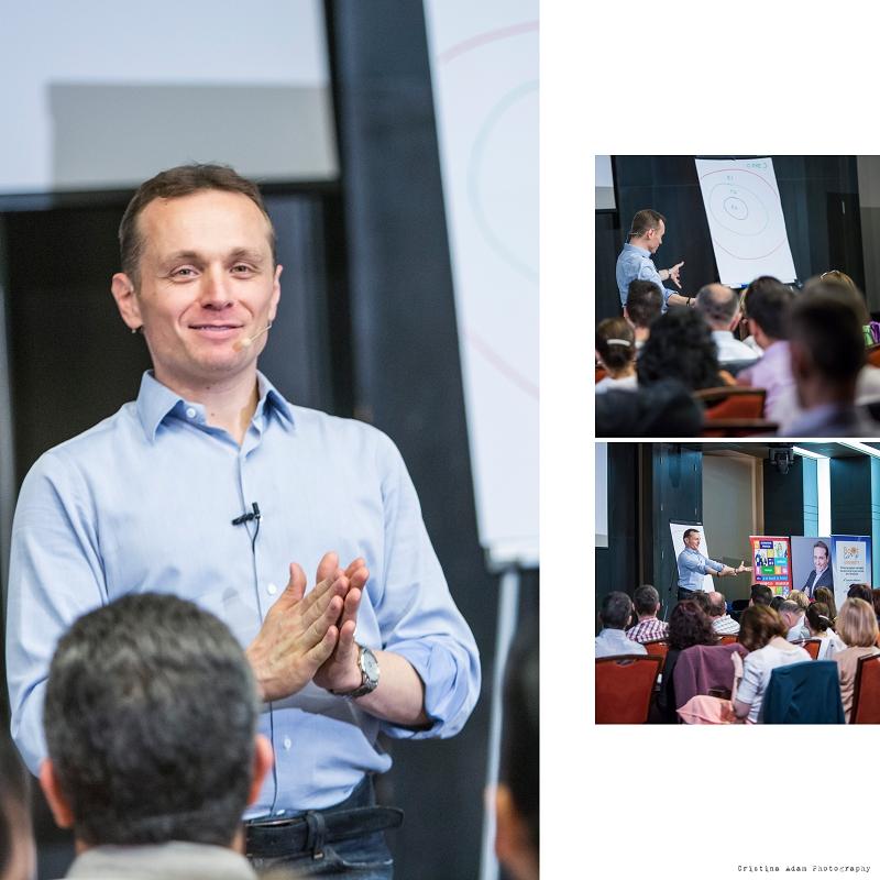 Conferințele Bootcamp University – Dezvoltare personală, Succes profesional, Inspirație