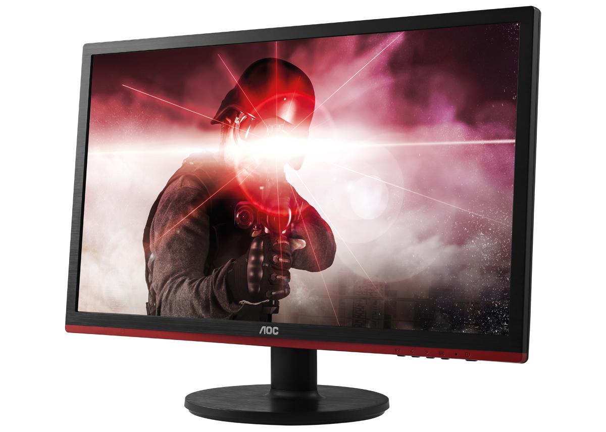 AOC prezintă o nouă tehnologie de protecție vizuală pentru monitoarele de gaming