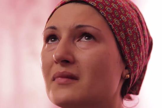 """Strigăt de ajutor al unei mame: """"Nu vreau să-mi las copilul singur în această lume. Vreau să trăiesc!"""""""