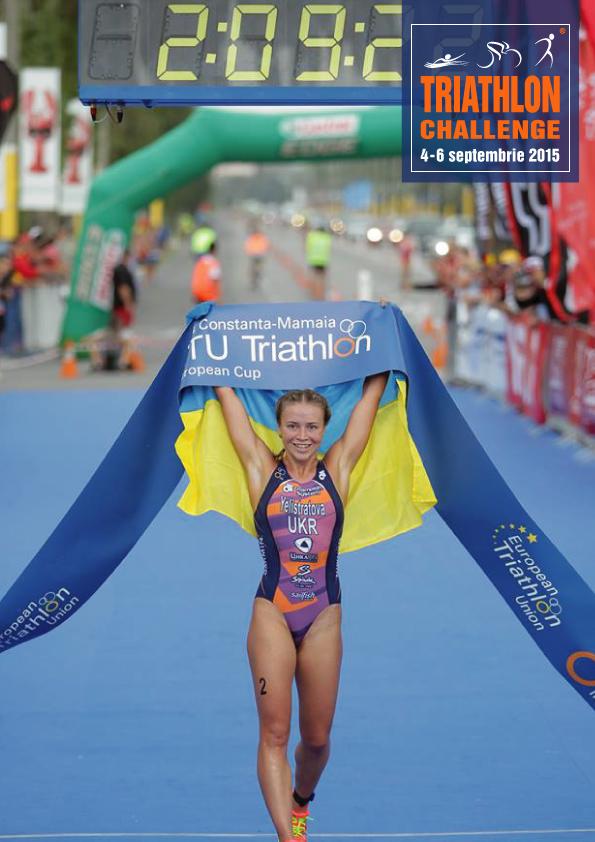 Triathlon Challenge Mamaia 2015:  Stațiunea Mamaia găzduiește cel mai mare triathlon din Europa de Est și Balcani