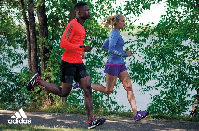 adidas te inscrie la Raiffeisen Bank Bucharest Marathon