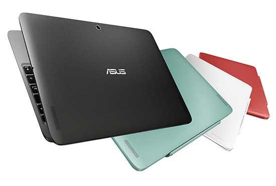 ASUS a anunțat noile tablete convertibile din seria Transformer Book