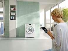 IFA 2015: Miele prezintă prima mașină de spălat rufe care inițiază online comanda de detergent
