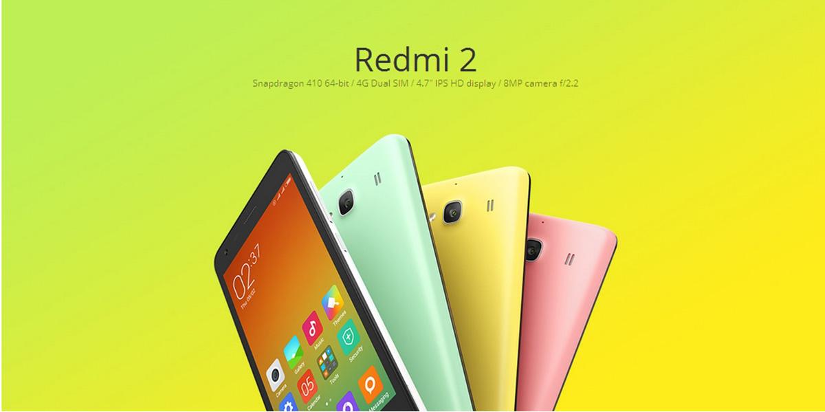 Xiaomi Redmi 2 Pro prezentare