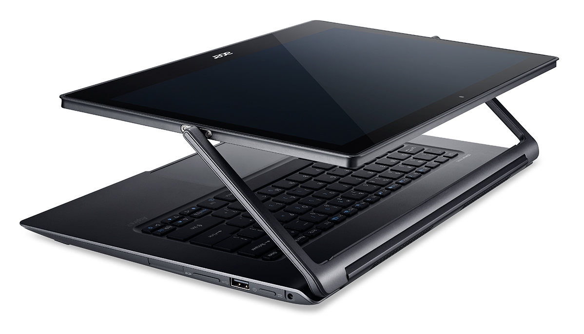 Acer lansează noul notebook convertibil Aspire  R 13, flexibil și performant