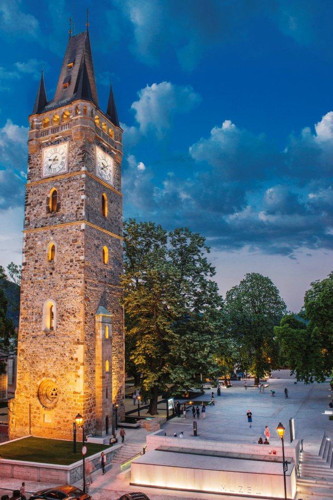 Baia Mare este primul oraş din România care a fost premiat la competiţia City.People.Light 2015