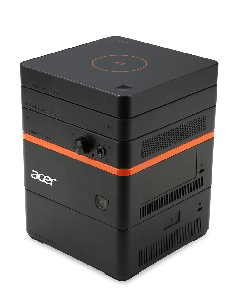 Acer a lansat mini PC-ul modular Revo Build  și o nouă serie de sisteme all-in-one Aspire U5