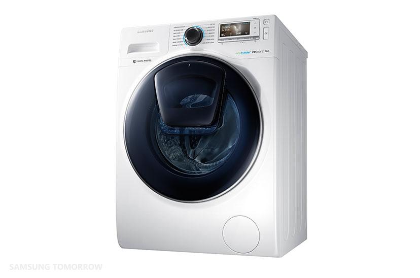Samsung lansează mașina de spălat WW8500 AddWash