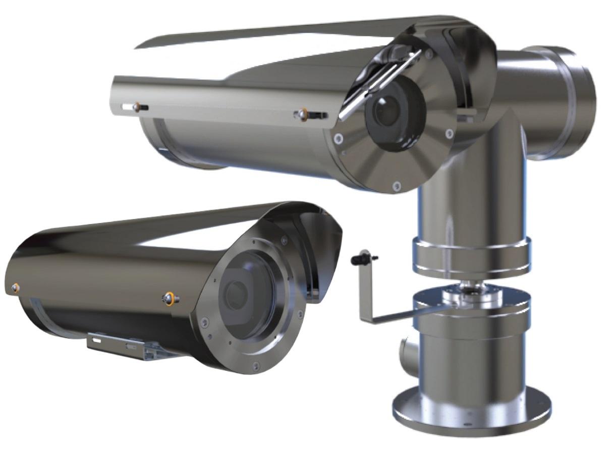 Axis anunta lansarea camerelor de supraveghere dedicate platformelor de exploatare si industriei textile