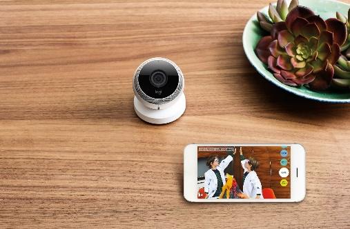 Logi Circle îți aduce locuința direct pe smartphone