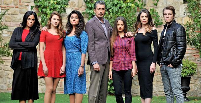 Kanal D va difuza un nou serial, Furtuna pe Bosfor, incepand de luni, 5 octombrie, de la ora 20:00