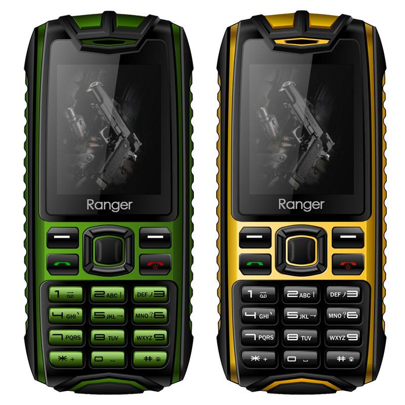 Evolio lansează Ranger, telefonul cu spirit de aventură