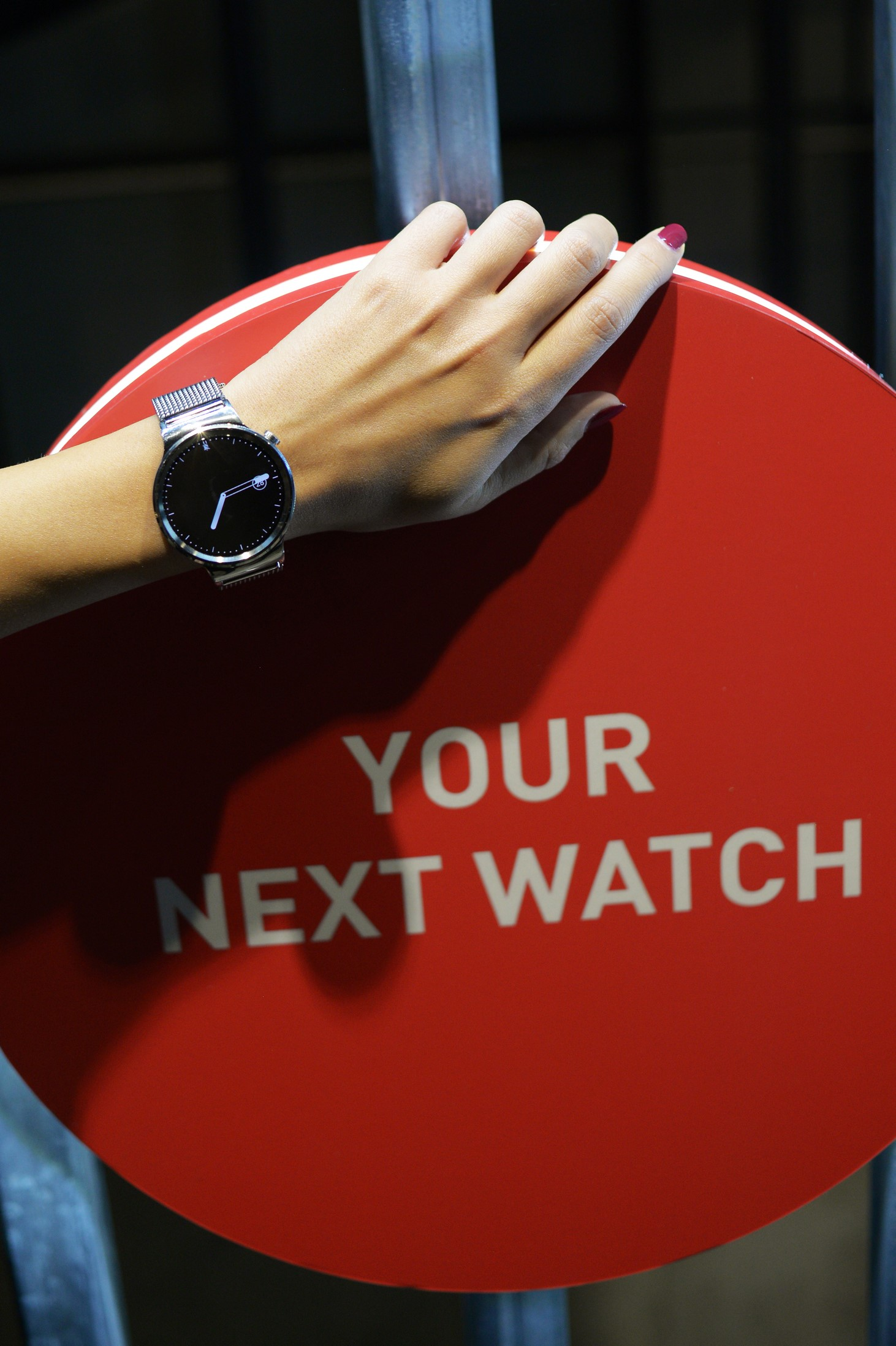 Huawei Watch, lansat oficial în România