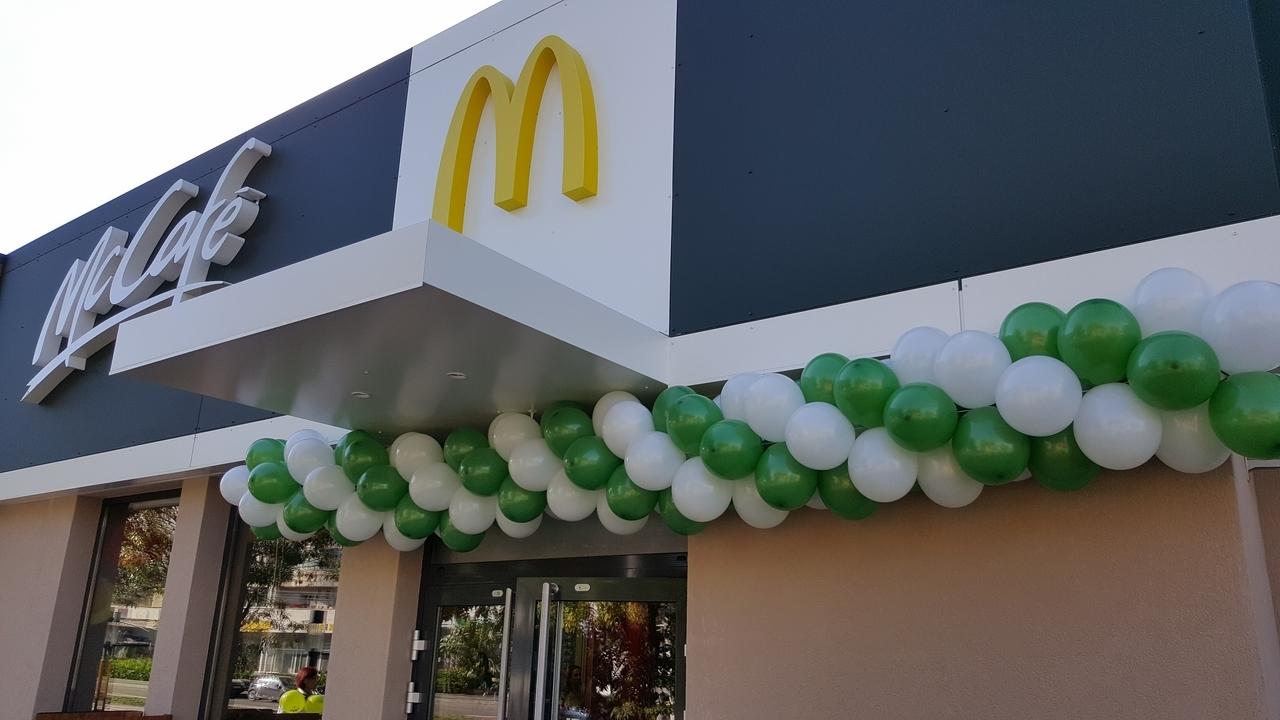 McDonald's investește peste 3,5 milioane de lei în remodelarea restaurantului de la Craiova