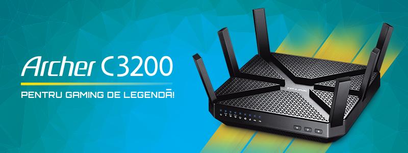 TP-LINK prezintă cel mai puternic router de gaming, Archer C3200, la Dreamhack Cluj-Napoca 2015