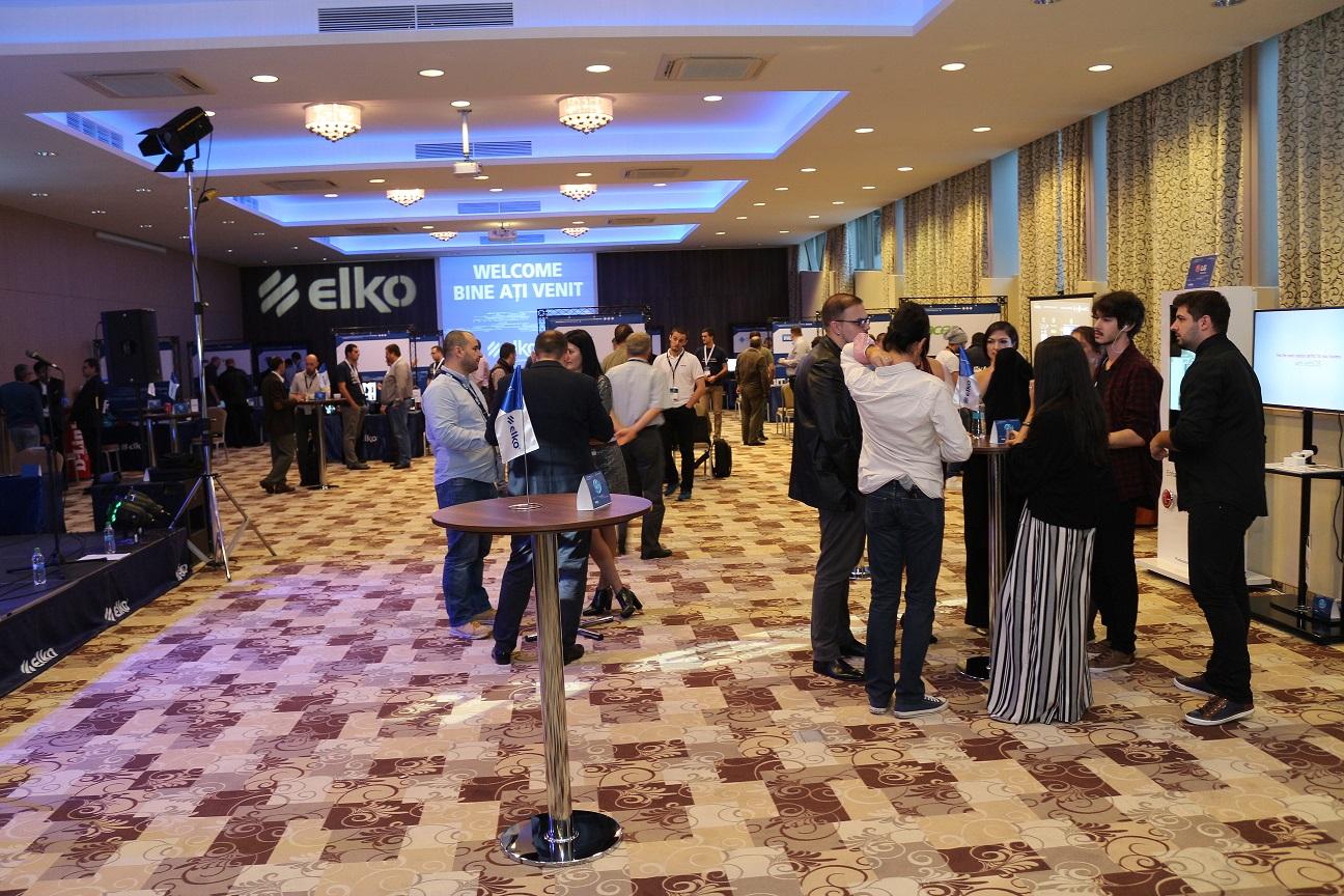ELKOTech Romania a organizat ELKO Partner Event 2015, un eveniment dedicat partenerilor locali şi liderilor tehnologici globali