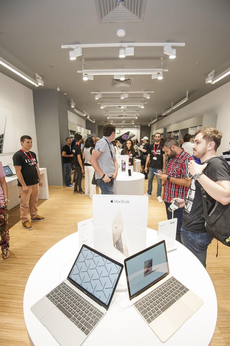 Magazinul iSTYLE din București Mall lansează iPhone 6S pe 8 octombrie, la miezul nopții