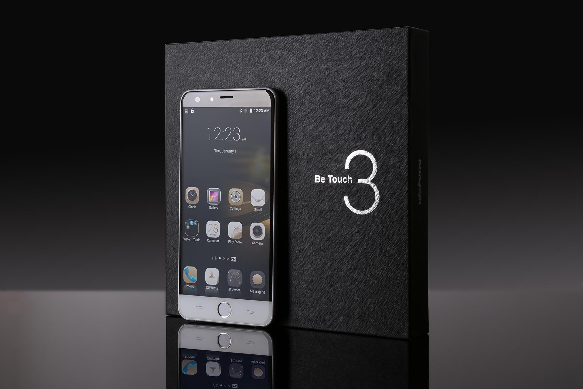Ulefone Be Touch 3 este disponibil la pretul de 199.99$