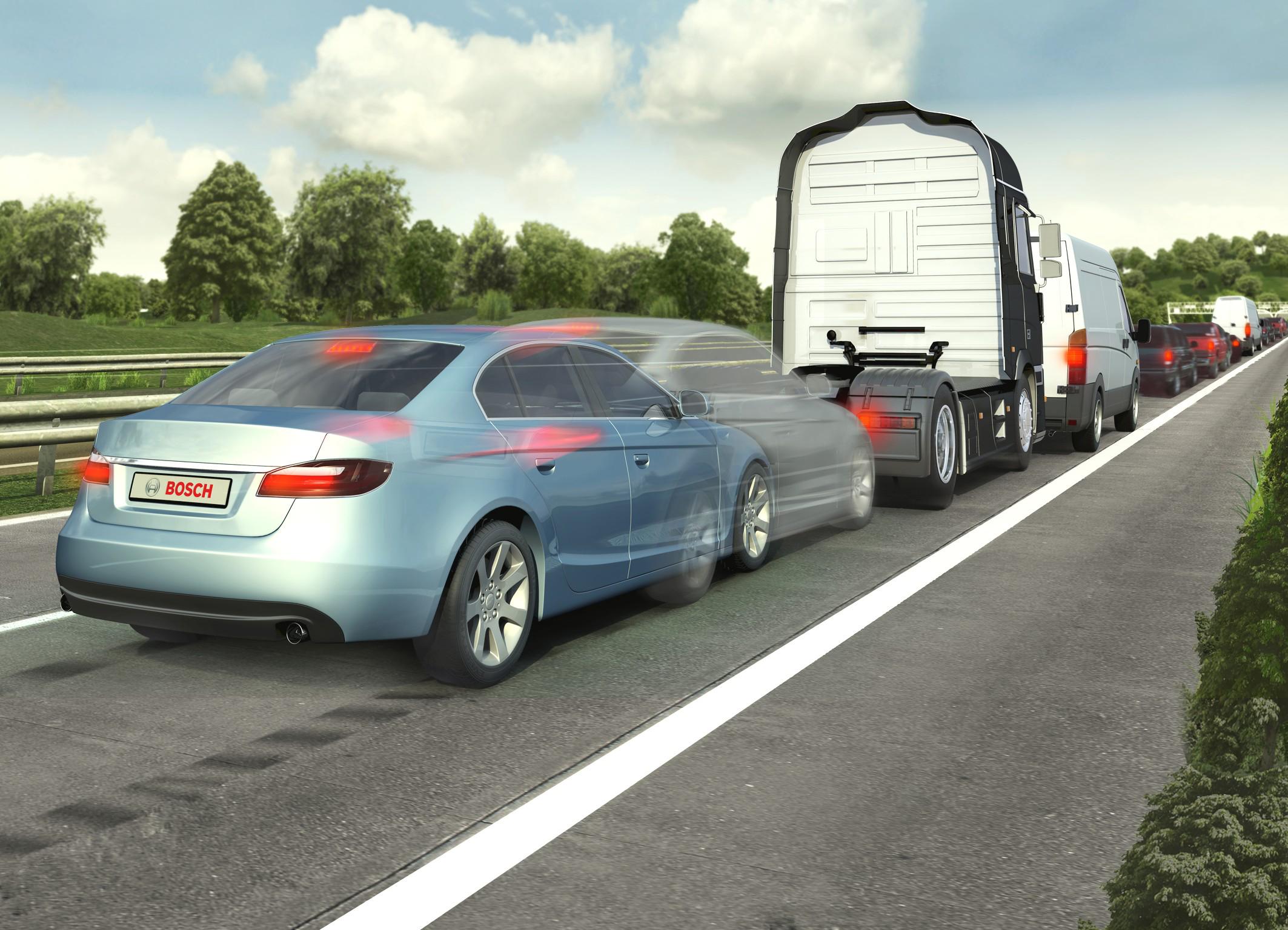 """""""Opriţi accidentele"""": Bosch devine partener în cadrul iniţiativei Global NCAP"""