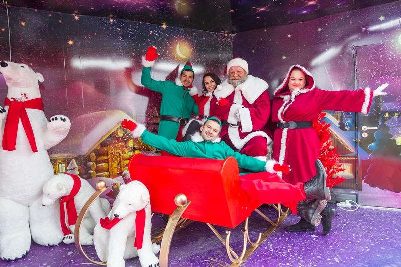 Caravana Coca-Cola ajunge in Craiova pe 3 si 4 Decembrie, la Electroputere Mall