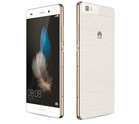 Huawei P8 Lite video-review