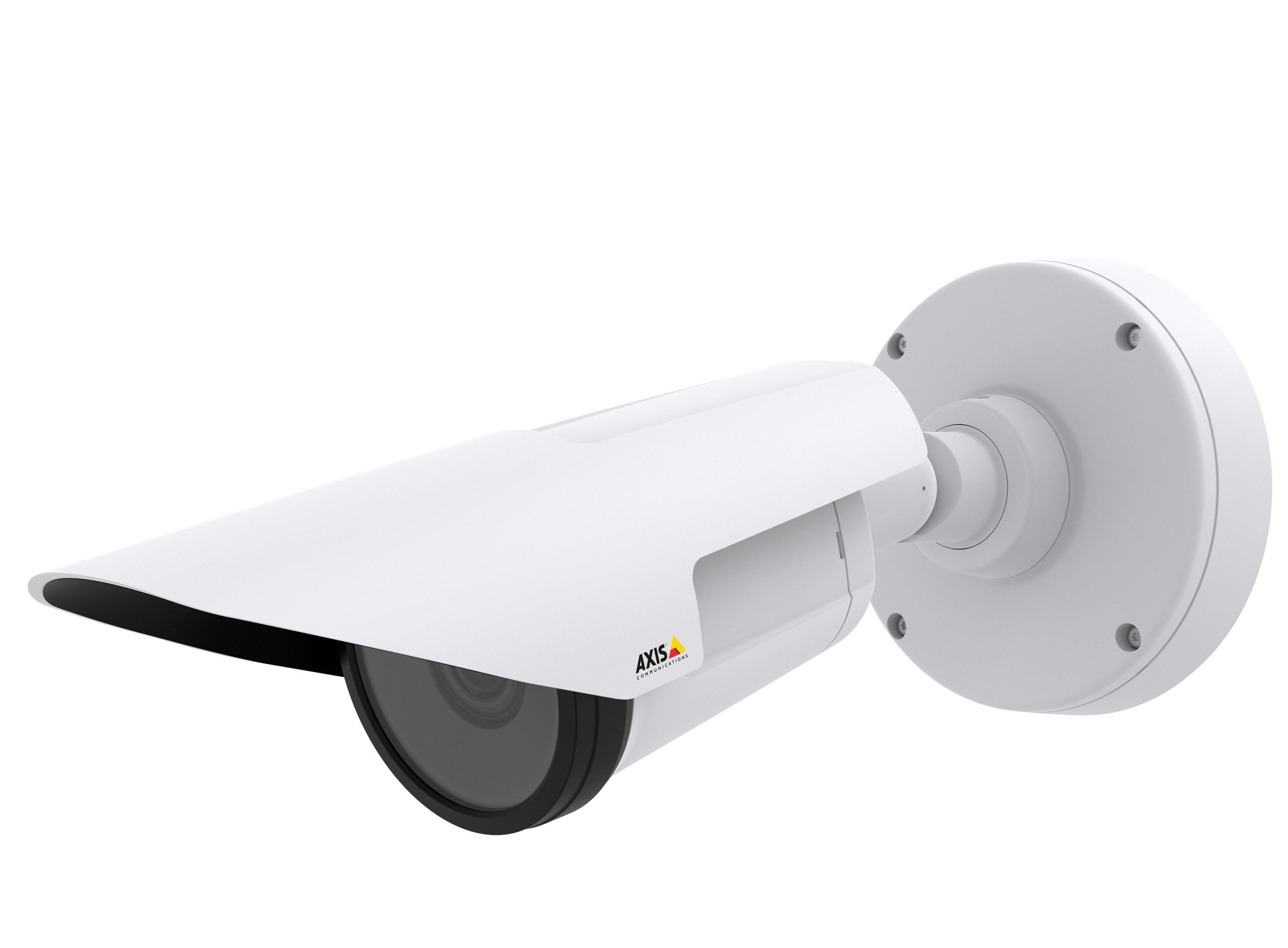 Axis lanseaza doua noi camere de retea care permit supravegherea in conditii dificile de iluminare