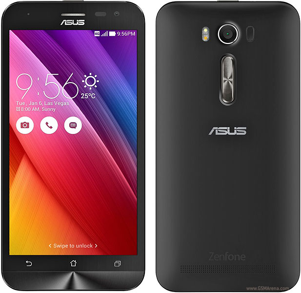 Asus Zenfone 2 Laser video-review