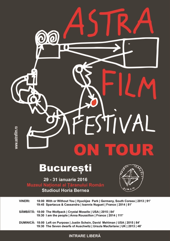 Astra Film on Tour la Bucuresti