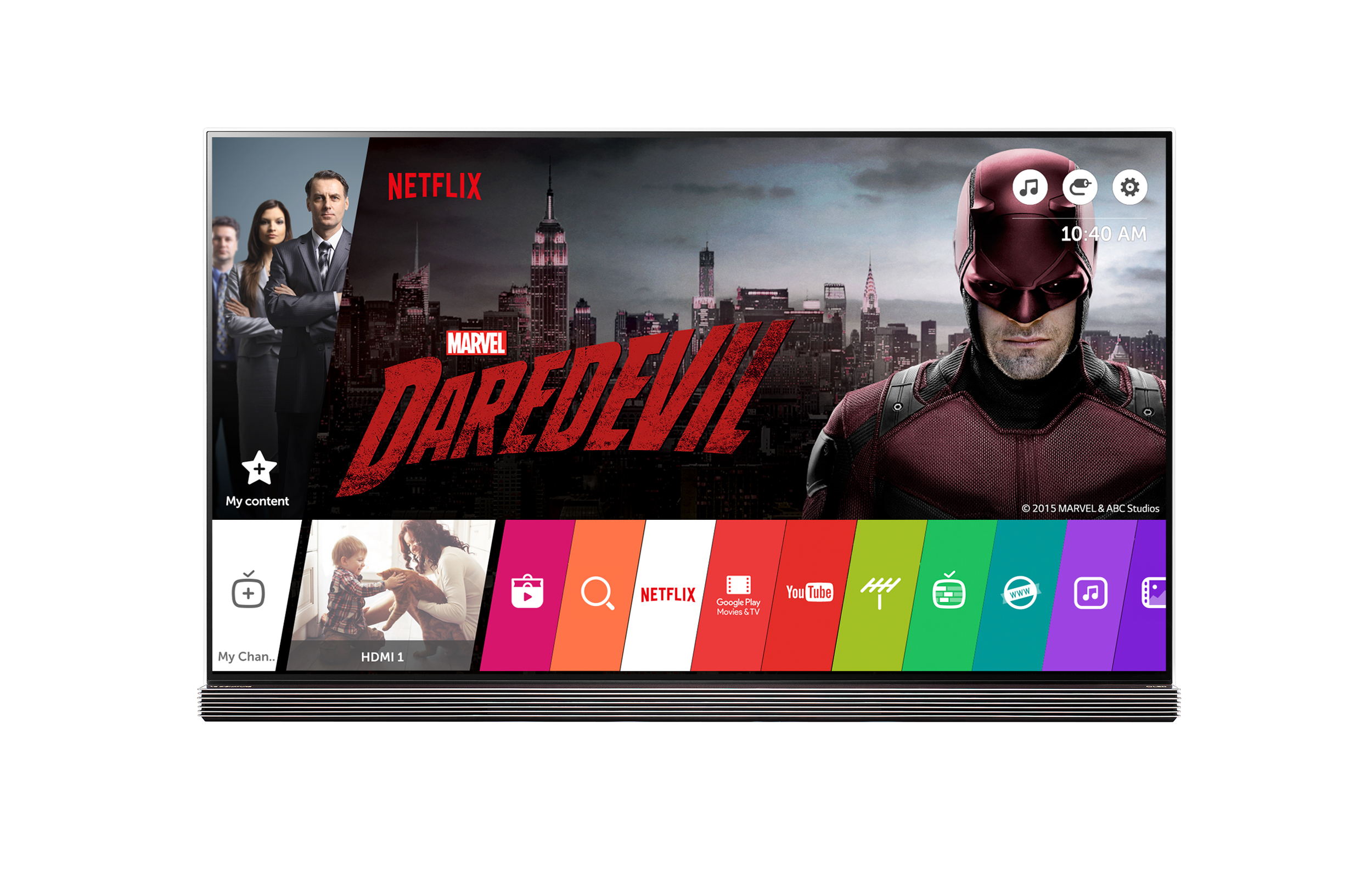 LG susține Netflix în strategia de expansiune la nivel global