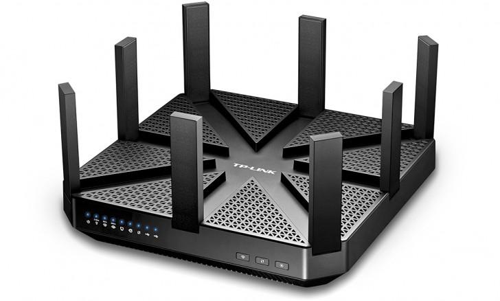 TP-LINK lansează cel mai rapid router Wi-Fi din lume: 7,2Gbps