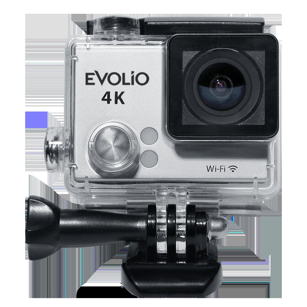 Evolio lansează iSmart 4K, o cameră video sport cu performanțe superioare,  ce completează gama deja existentă