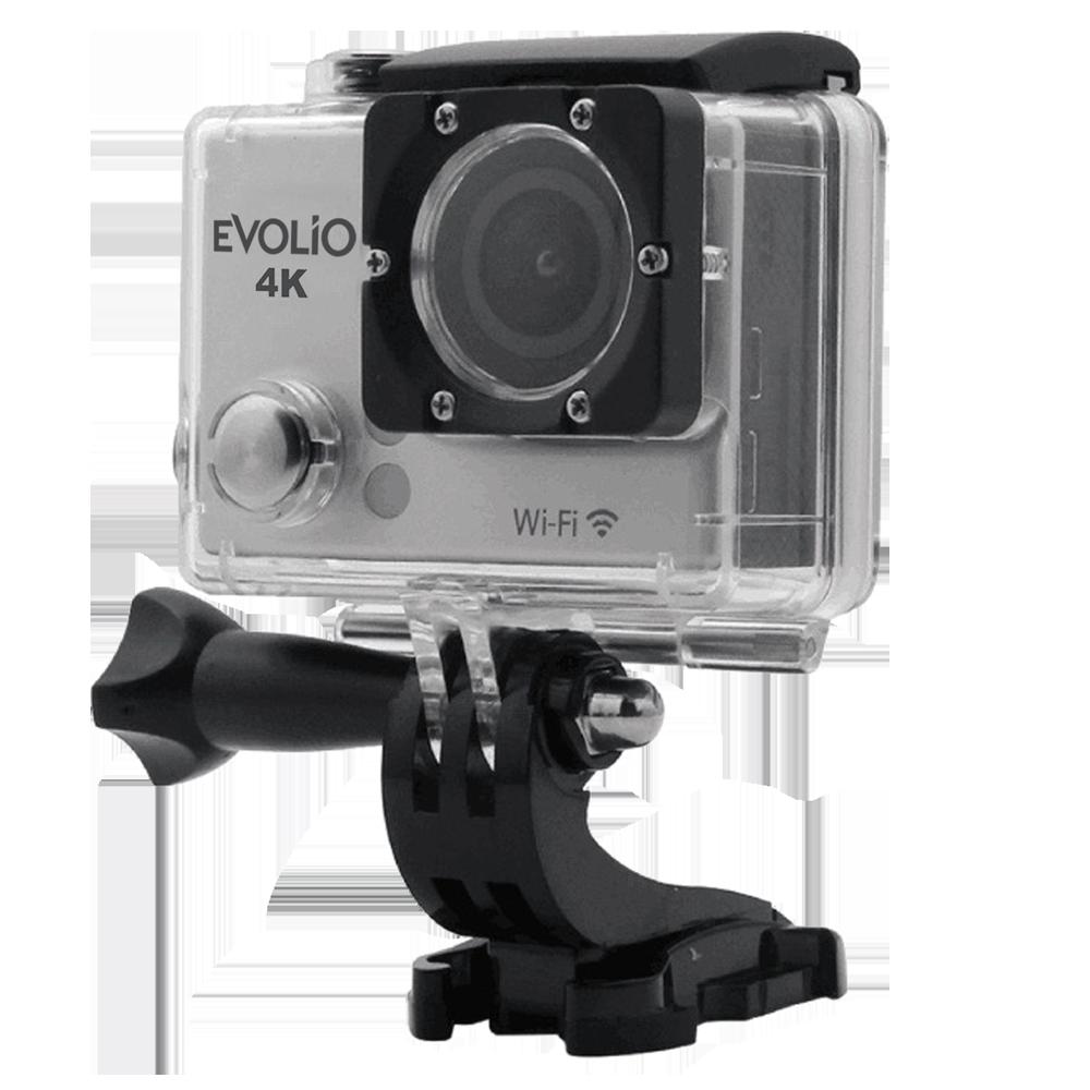 Camera video Evolio iSmart 4K este disponibila la pretul promotional de 349 lei